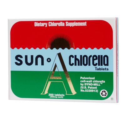 SUN-CHLORELLA-A