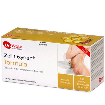 ZELL-OXYGEN-FORMULA