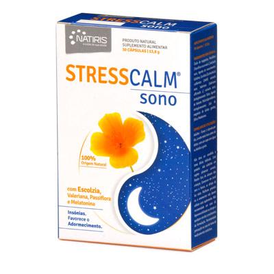 stresscalm sono cápsulas
