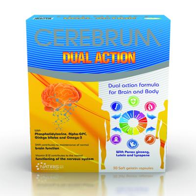 cerebrum dual