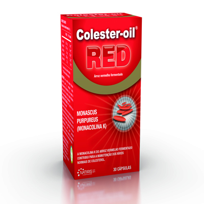 colesterol red
